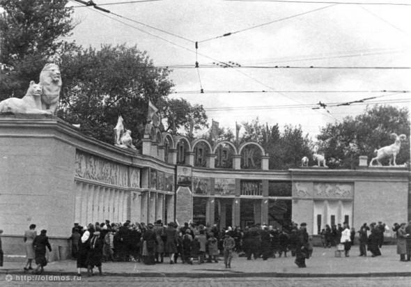 1948–1955 годы. Изображение № 12.