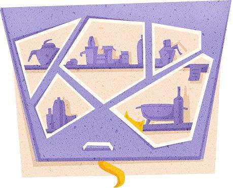 Домпросвет: Как преобразить кухню. Изображение № 9.