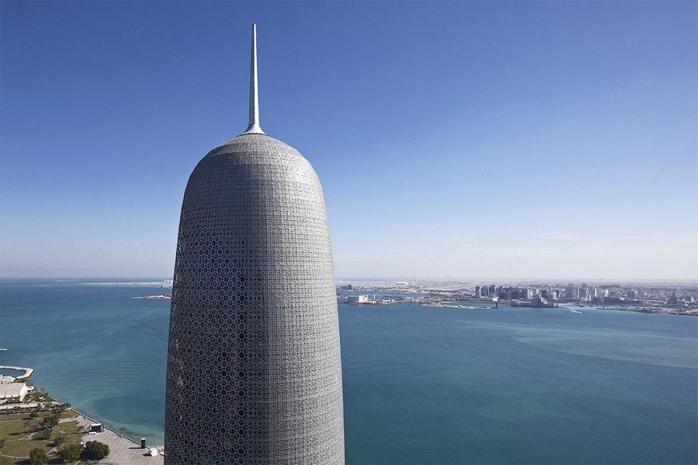 Hopes Tech: 15 самых эффектных небоскрёбов мира. Изображение № 28.