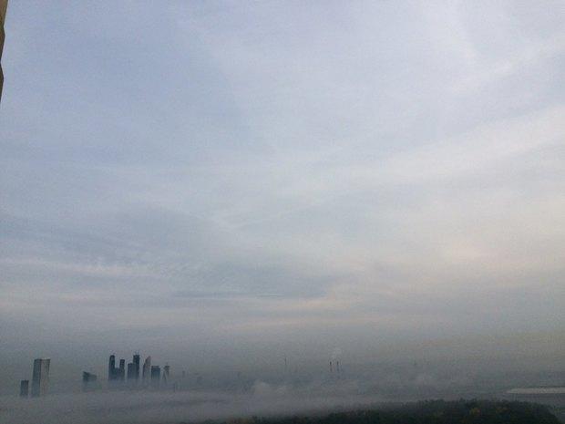 Смог над Москвой. Изображение № 2.