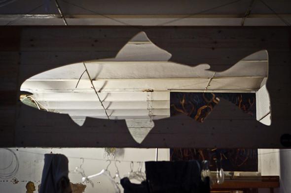 Группа «Фабрика»: Гид по арт–пространствам Обводного канала. Изображение № 10.