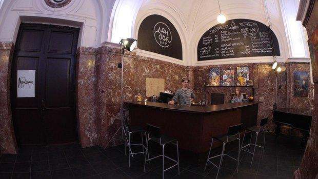 В открытой киностудии «ЛенДок» заработал бар. Изображение № 1.