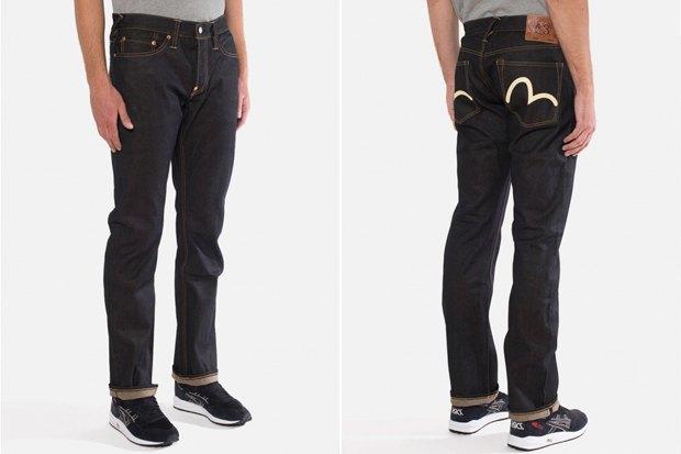 Где купить мужские джинсы прямого кроя: 9вариантов от 1655рублей до 13тысяч. Изображение № 8.