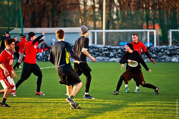 Странные игры: 5 нетрадиционных городских видов спорта. Изображение № 12.
