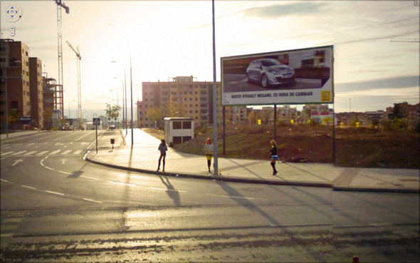 Google Street View пришел в Россию. Изображение № 27.