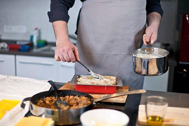 Шеф дома: Грузин и итальянец готовят по рецептам бабушек. Изображение № 157.