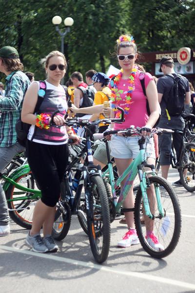 Велопарад Let's bike it!: Чего не хватает велосипедистам в городе. Изображение № 29.