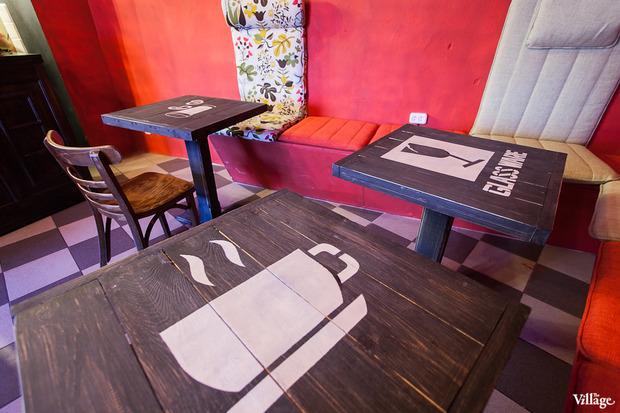 На Фонтанке открылась семейная кофейня «Кофе на кухне». Изображение № 15.