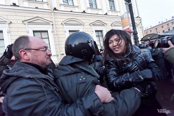 Фоторепортаж: Митинг 5 марта на Исаакиевской площади. Изображение № 25.