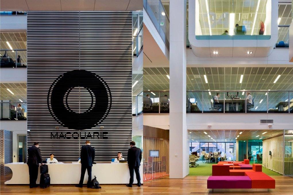 Hopes Tech: 10 самых красивых банков мира. Изображение № 22.
