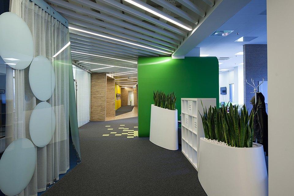 Новый этаж штаб-квартиры «Яндекса». Изображение № 4.