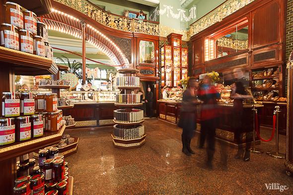 Фоторепортаж: Открытие отреставрированного «Елисеевского магазина». Изображение № 33.