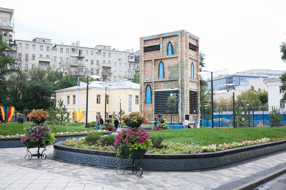 Обновлённые улицы Покровка иМаросейка. Изображение № 4.