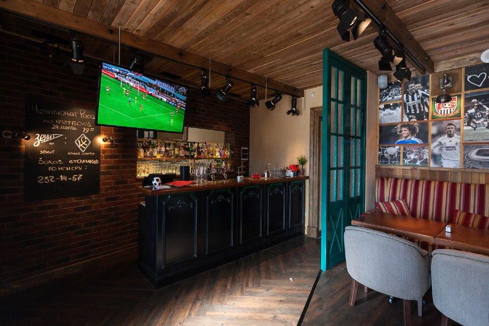Футбольный бар-ресторан Soccer Place на Добролюбова. Изображение № 8.