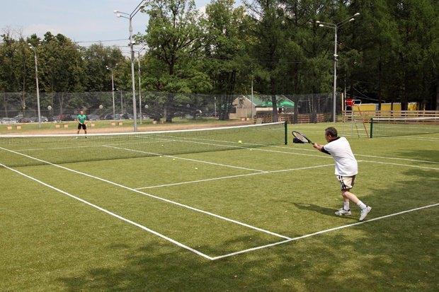В Измайловском парке 10 апреля откроются пять теннисных кортов. Изображение № 1.
