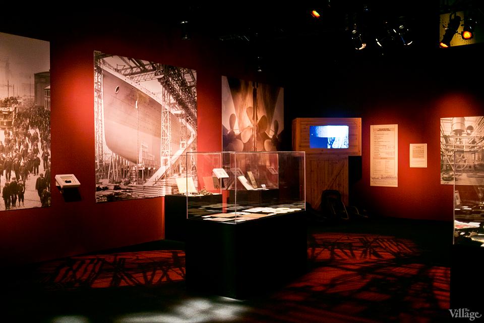 Выставка «Титаник: как это было. Погружение в историю». Изображение № 11.