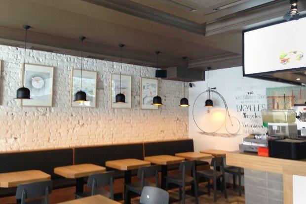 На Покровке открылось кафе «Вок-Стрит». Изображение № 4.