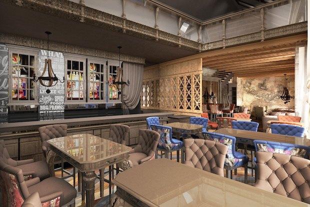 В марте на Покровке откроется пивной бар Beer&Brut. Изображение № 5.