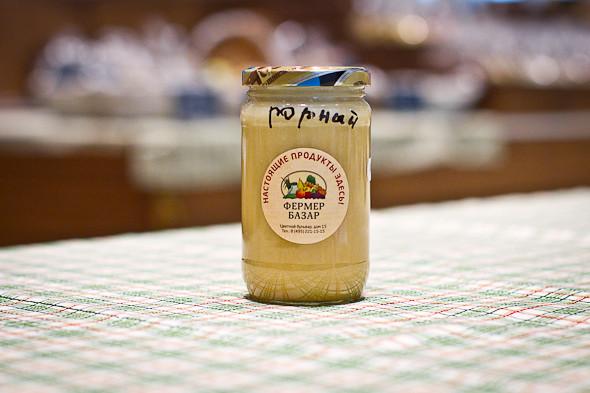Горный мед с фермерского рынка — 570 р. за килограмм. Изображение № 2.
