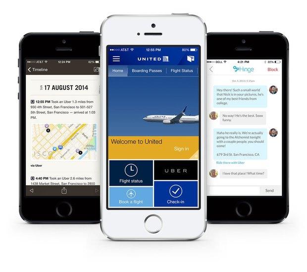Uber открыл API для сторонних разработчиков. Изображение № 1.