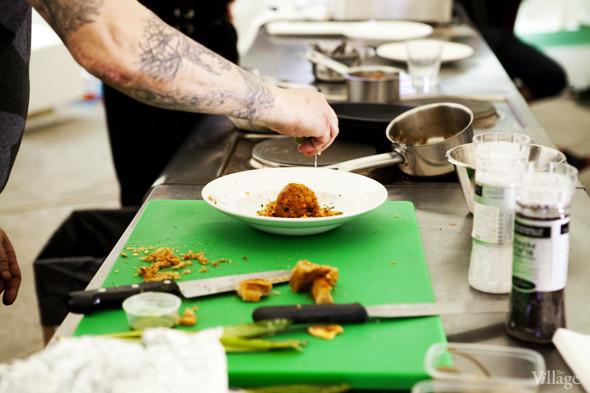 Omnivore Food Festival: Айзек Корреа готовит два пуэрториканских блюда. Изображение № 21.