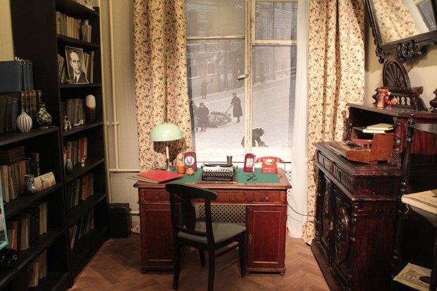В Невском районе открылся музей Ольги Берггольц. Изображение № 1.