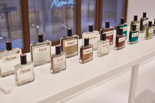 В AuPontRouge открылся этаж Cosmotheca сминималистическим дизайном иконвейером. Изображение № 8.