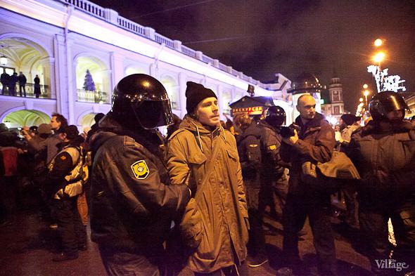 6 декабря у Гостиного Двора прошел очередной митинг. Изображение № 2.