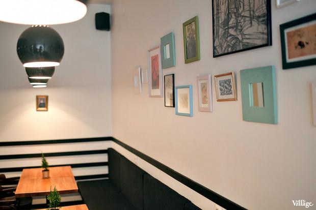 Новое место (Петербург): Кафе-бар Wood. Изображение № 24.