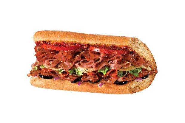 Сэндвич «Классический итальянский». Изображение № 2.
