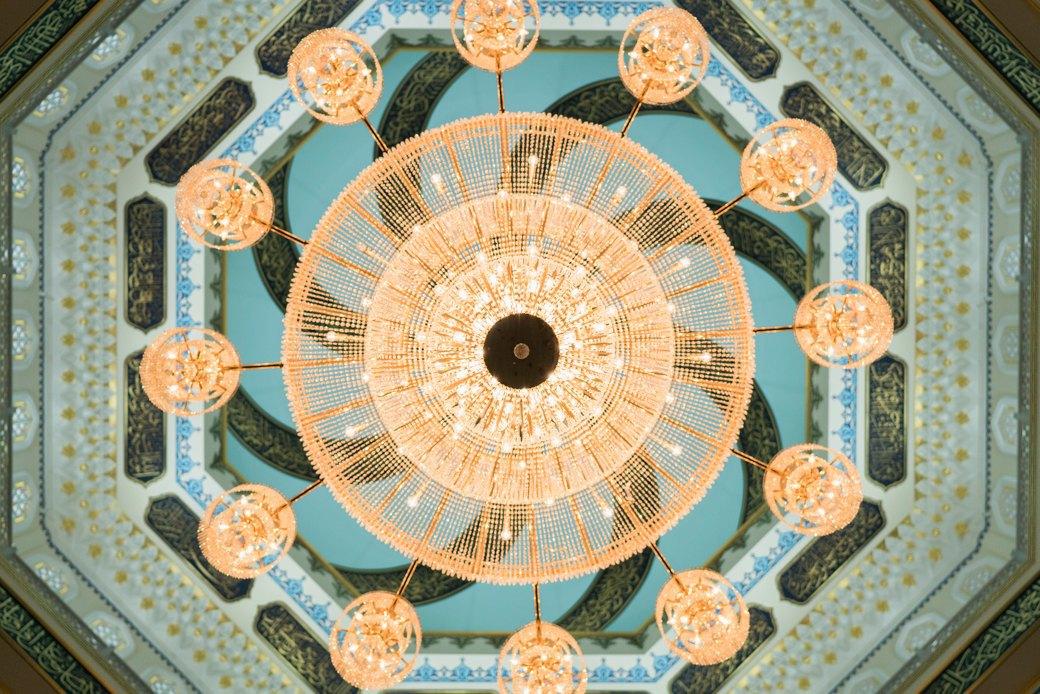 80-метровые минареты иместо для 10тысяч верующих — как выглядит Московская Соборная мечеть. Изображение № 7.
