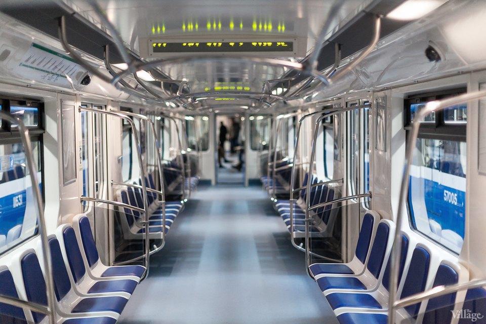 Фото дня: Бесшумный поезд Нева. Изображение № 3.