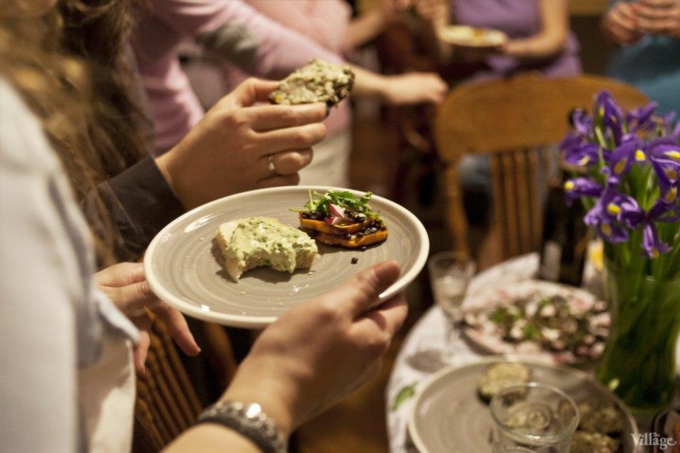 Посетители первого ужина EatWith в Москве. Изображение № 5.