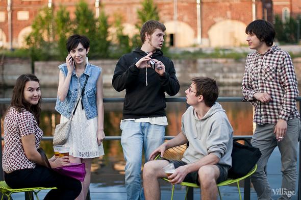 Лето в «Новой Голландии»: Резиденты о своих проектах. Изображение № 15.