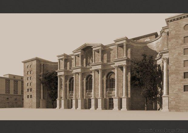 У судебного квартала наПетроградской стороне сменится архитектор. Изображение № 2.