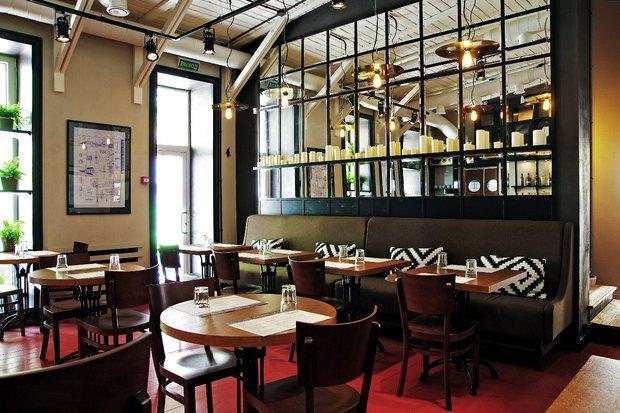 Совладелец Terminal открыл бар-ресторан у Финского консульства. Изображение № 2.