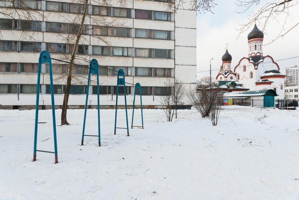 Мария Серова — о том, как появилось главное общежитие Москвы на улице Шверника. Изображение № 14.