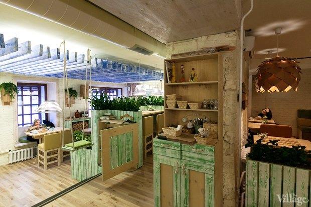 Новое место: Кафе «Укроп» на Малой Конюшенной . Изображение № 3.