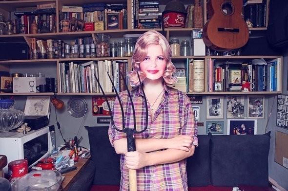 Марта Игоревна, учитель младших классов. Изображение № 11.