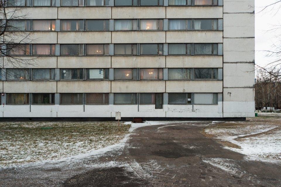 Мария Серова — о том, как появилось главное общежитие Москвы на улице Шверника. Изображение № 12.