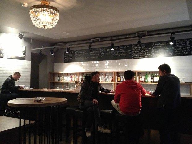 На Некрасова открылся бар «Хроники». Изображение № 1.