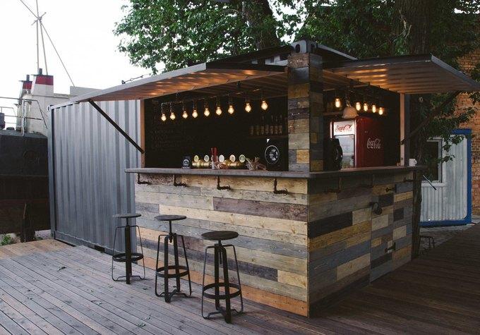 Вяхт-клубе наВасильевском острове открылось летнее кафе Dockers . Изображение № 1.