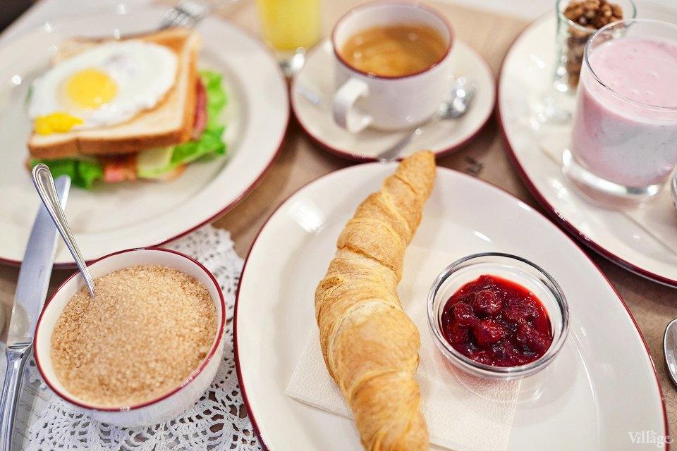 Пока ты спал: Ранние завтраки в Петербурге. Изображение № 8.
