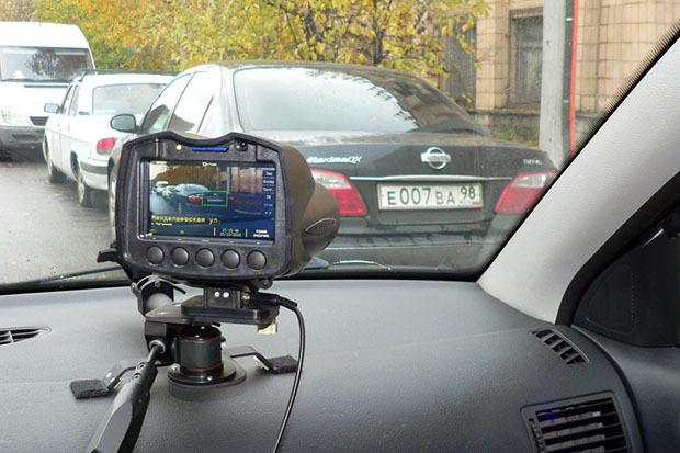 Нарушение правил парковки будут фиксировать передвижные видеорегистраторы. Изображение № 2.