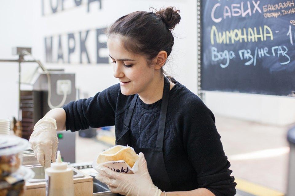 Первый Городской маркет еды сезона. Изображение № 5.