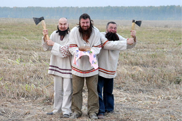 Welcome to Siberia. Изображение № 3.