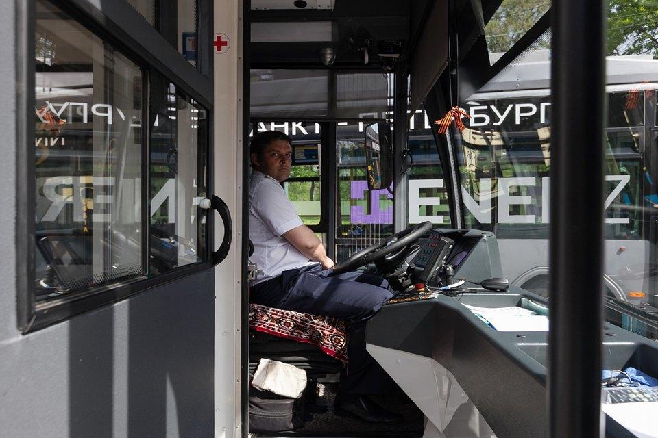 Троллейбусы будущего савтономным ходом. Изображение № 6.