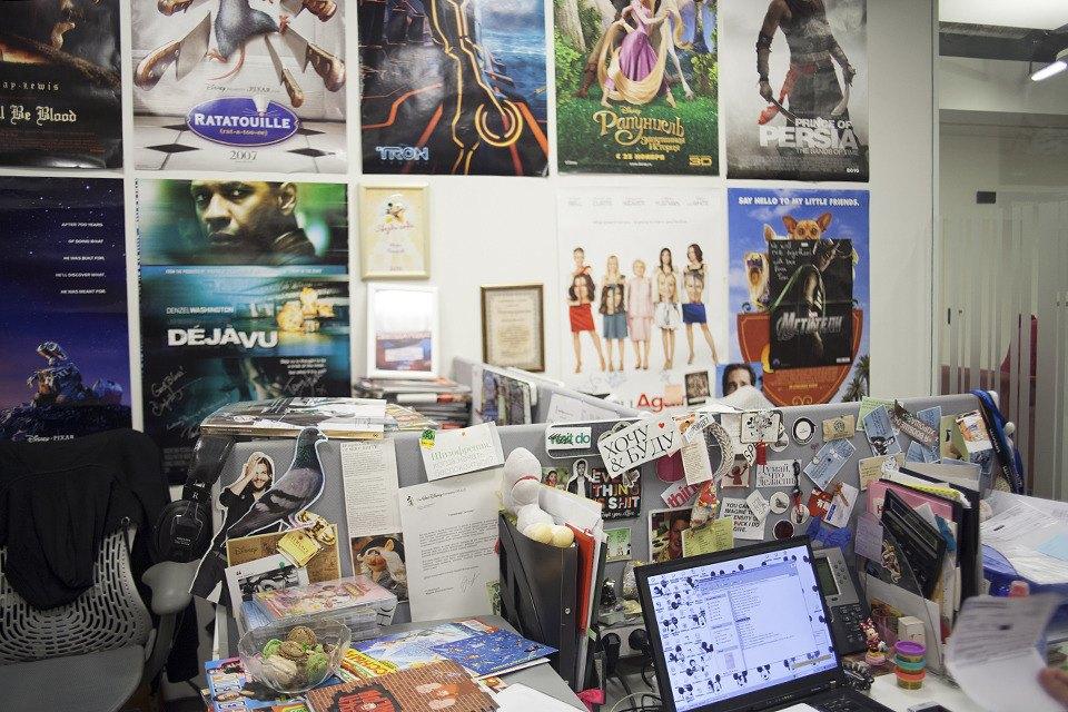 Офис: Walt Disney Studios Sony Pictures Releasing. Изображение № 31.