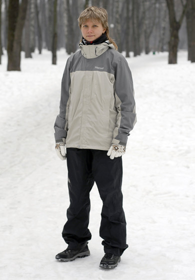 Вышли в минус: В чем заниматься спортом холодной весной. Изображение № 22.