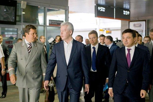 Посещение Ленинградского вокзала после реконструкции. Изображение № 28.